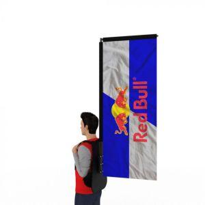 Back Pack Banner