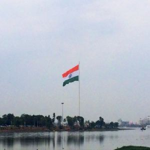 Giant Indian Flag