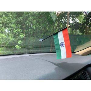 Car Flag Vacuum Stand