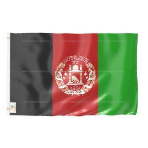 Afghanistan National Flag - Outdoor Flag