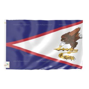 American Samoa National Flag - Outdoor Flag 2' X 3'