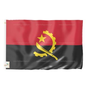 Angola National Flag - Outdoor Flag