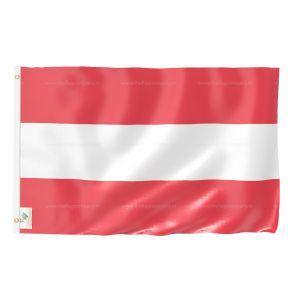 Austria National Flag - Outdoor Flag 3' X 4.5'
