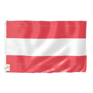 Austria National Flag - Outdoor Flag 2' X 3'