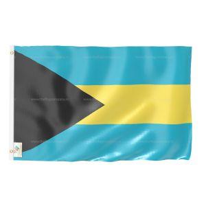Bahamas National Flag - Outdoor Flag 3' X 4.5'