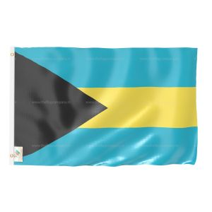 Bahamas National Flag - Outdoor Flag 4' X 6'