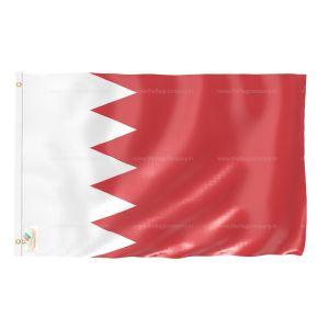 Bahrain National Flag - Outdoor Flag 2' X 3'