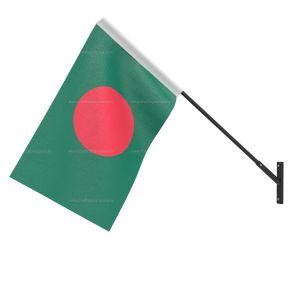 Bangladesh National Flag - Wall Mounted