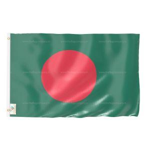 Bangladesh National Flag - Outdoor Flag 3' X 4.5'
