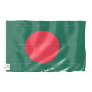 Bangladesh National Flag - Outdoor Flag 4' X 6'