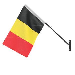 Belgium National Flag - Wall Mounted