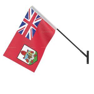 Bermuda National Flag - Wall Mounted