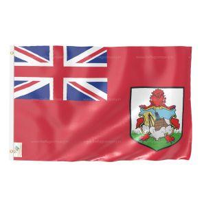 Bermuda National Flag - Outdoor Flag 4' X 6'