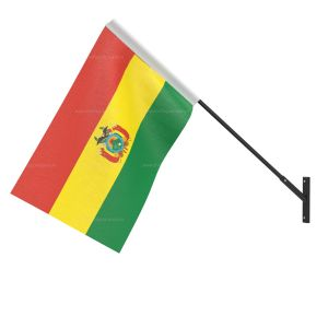 Bolivia National Flag - Wall Mounted