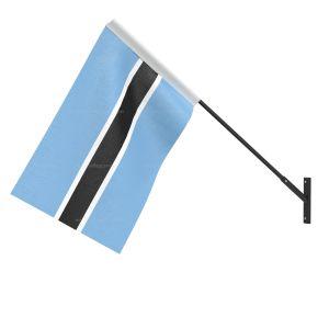 Botswana National Flag - Wall Mounted