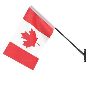 Canada National Flag - Wall Mounted