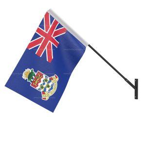 Cayman Islands National Flag - Wall Mounted