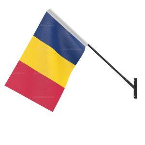 Chad National Flag - Wall Mounted