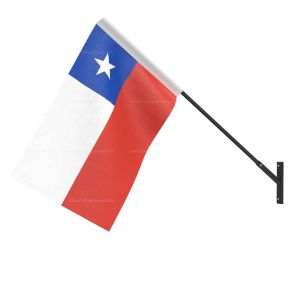 Chile National Flag - Wall Mounted