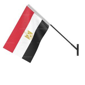 Egypt National Flag - Wall Mounted