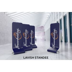 Lavish Standee