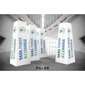 Fabric Pillars