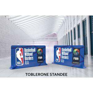Toblerone Standee