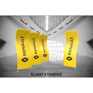 Slant Standee