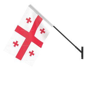 Georgia National Flag - Wall Mounted