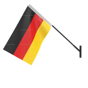 Germany National Flag - Wall Mounted