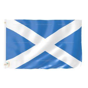 Scotland National Flag - Outdoor Flag 3' X 4.5'