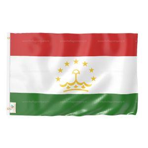Tajikstan National Flag - Outdoor Flag 3' X 4.5'