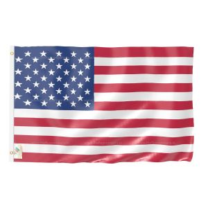 Usa National Flag - Outdoor Flag 4' X 6'