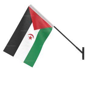 western Sahara National Flag - Wall Mounted