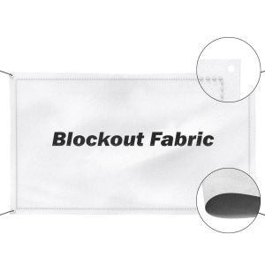 Blockout Fabric Banners
